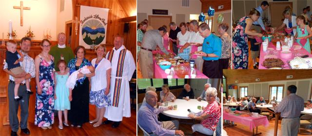 Snyder Family Baptism
